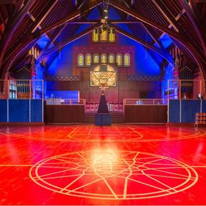 Nike、教会をバスケットボール施設に改造