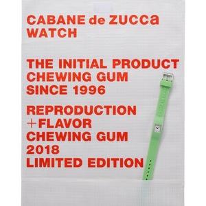 カバン ド ズッカ ウオッチ、製造終了したファーストモデルを限定発売
