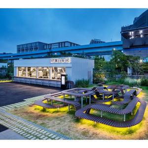 「チームラボ プラネッツ」に飲食店2店舗オープン