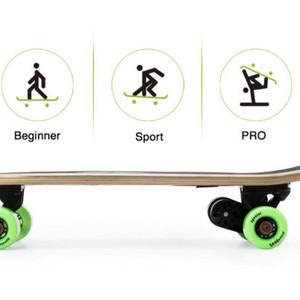 自分でパーツ交換ができる電動スケートボード登場