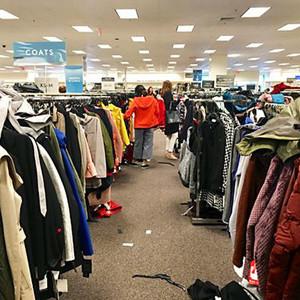 衣料品の価格は三桁になる?