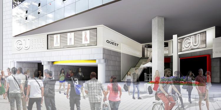 「GU STYLE STUDIO」の外観イメージ