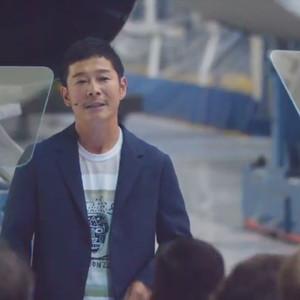 ZOZO社長の前澤友作が世界初の一般月旅行者に 「BFR」搭乗者に選定