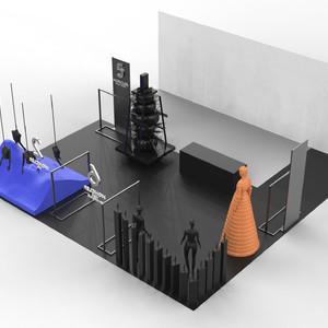 「モンクレール ジーニアス」に特化したコンセプトストアが青山にオープン