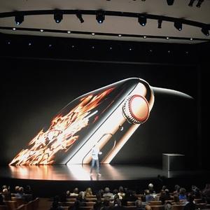 新型「アップルウォッチ」は心電図のデータをリアルタイムで検知 9月21日発売