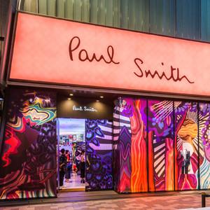 ポール・スミス、Dreamerプリントの世界を表現したイベント開催