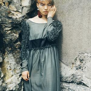 クラシカルで幻想的、デザイナー田中佑香による新ブランドがデビュー