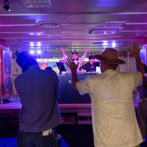 伊勢丹で初の都市型音楽フェス開催、BUDAMUNKらがDJ披露