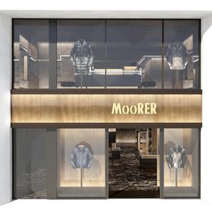 アウターブランド「ムーレー」が日本初の旗艦店を銀座にオープン