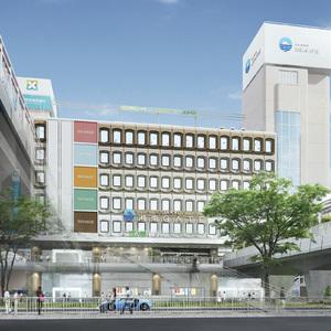 百貨店と専門店が融合、小田急電鉄が藤沢駅に新商業施設オープン