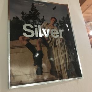 PERK元編集長の千葉琢也が新雑誌「Silver」を創刊