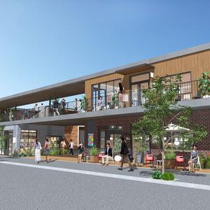 天満屋など3社が新商業施設「問屋町テラス」を岡山市に開業