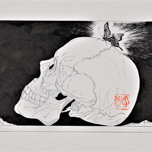 横尾忠則による小説挿絵の原画300点超が集結する展示開催