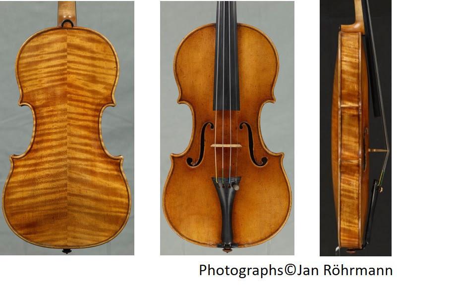 ストラディヴァリウス1717年製「ハンマ」