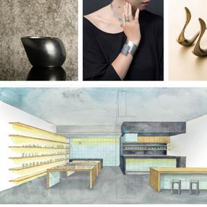 「ナガエプリュス」が全製品を展開する初の直営店をオープン