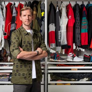 クリストファー・レイバーンが「ティンバーランド」のグローバルクリエイティブディレクターに就任