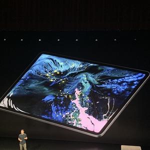 ホームボタンを排除、Face IDを搭載した新型「iPad Pro」が登場