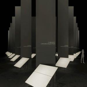 モンクレールやトッズとコラボした椅子を展示、キュリオシティが表参道で企画展