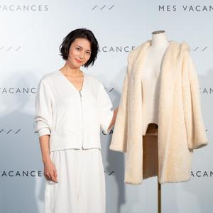 柴咲コウが初のファッションブランド立ち上げ、アイテムを披露