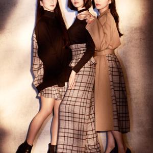 Perfumeのファッションプロジェクト第3弾発売、ダンスヒールの新色も