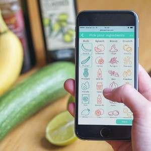 食材の相性をAIで解析、最適なレシピを自動作成する「Plant Jammer」
