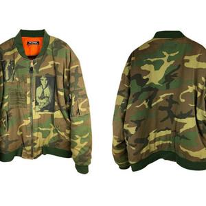 ラフ・シモンズの名作ボマージャケットが500万円超えでGrailedに