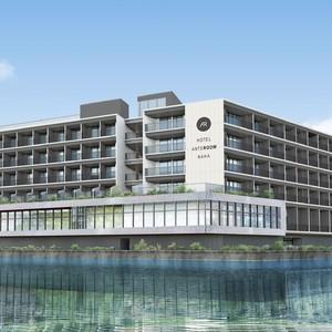 アート&カルチャーがコンセプト「ホテル アンテルーム 那覇」が2020年開業