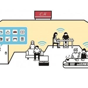 学生寮にIoT、共同生活の騒音問題などを解決へ