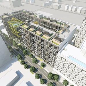 「ディーゼル」が不動産ブランディング事業に参入、マイアミに若者世代向けのマンションを建設