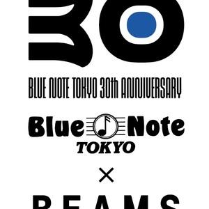ビームスが30周年を迎えるブルーノート東京とコラボ、ブルゾンなど全4型のアイテム発売