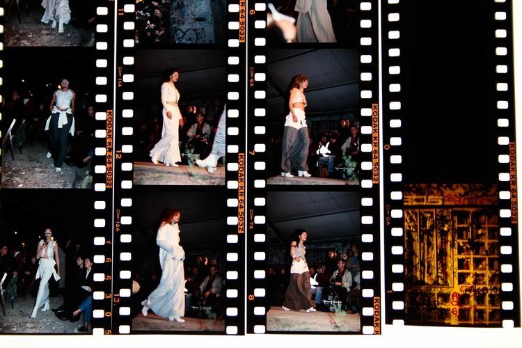 Maison Martin Margiela 1990ss / photo by Shoichi Aoki