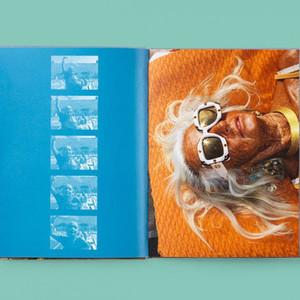 グッチの限定版写真集発売、撮影はマーティン・パー