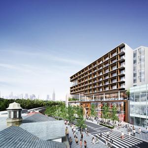 イケアが23区内に初出店、原宿駅前に2020年春オープン