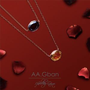 韓国俳優アン・ジェヒョンが手掛ける「AA.Gban」がハーサイドとのコラボジュエリー発売