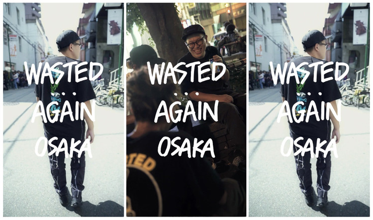 「MAKESOMENOISE Verdy(WASTED AGAIN)」