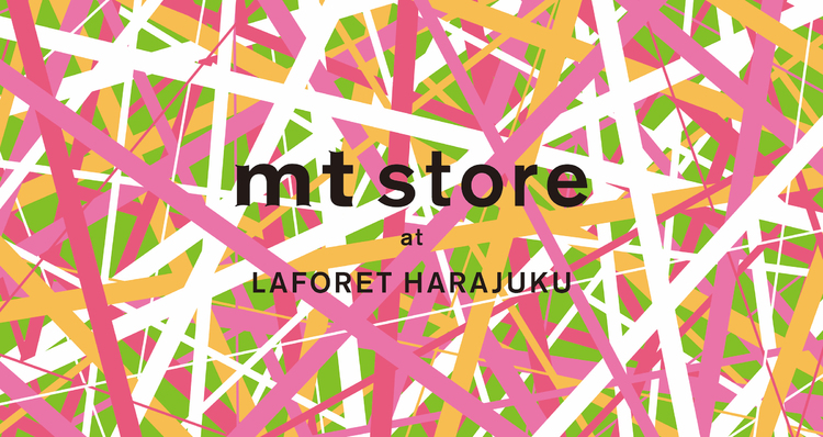 mt store at Laforet HARAJUKU