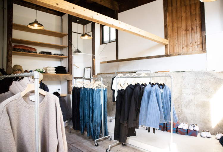 「SO NAKAMEGURO SHOP&HOSTEL」1階フロア