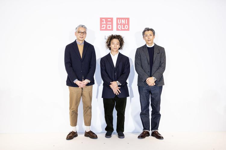 (左から)木下孝浩氏、平野歩夢選手、堺誠也氏