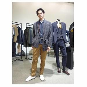 高島屋が紳士服売り場の若手社員を「イケメンモデル」に育成