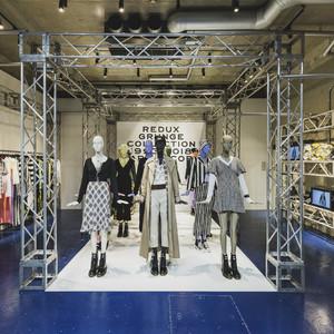 「マーク ジェイコブス」グランジコレクションのイベントが東京で開催、THE LITTLE BLACKによるライブも