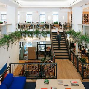 共働型オフィススペース「WeWork」がオンデマンド型サラダ専門ファストフード店「sweetgreen」と提携