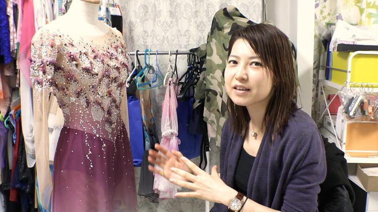 衣装デザイナーの伊藤聡美