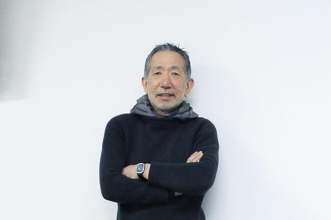 岸田一郎氏(2014年撮影)