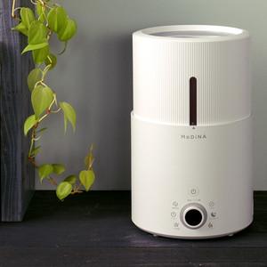 季節家電を中心に展開する新ブランド「MoDiNA」誕生、第1弾はUVハイブリッド加湿器