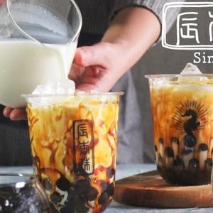 黒糖で煮込んだタピオカが楽しめる「辰杏珠」1号店が原宿にオープン