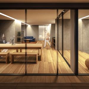 客室とギャラリー2つの側面を持つ「TOKYO CRAFT ROOM」が日本橋浜町にオープン