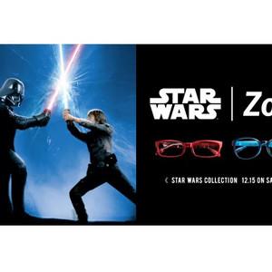 ゾフより「STAR WARS」の世界観を再現したメガネコレクションが登場