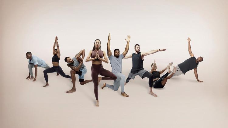 「The Nike Yoga Collection」
