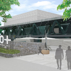 東京都現代美術館のリニューアルオープンは3月29日に決定、スマイルズによる新業態のサンドイッチ店が出店