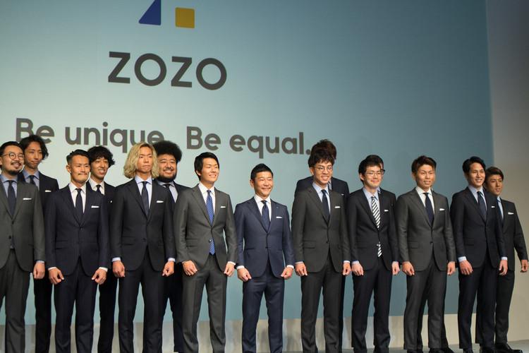ZOZO(2018年7月撮影)
